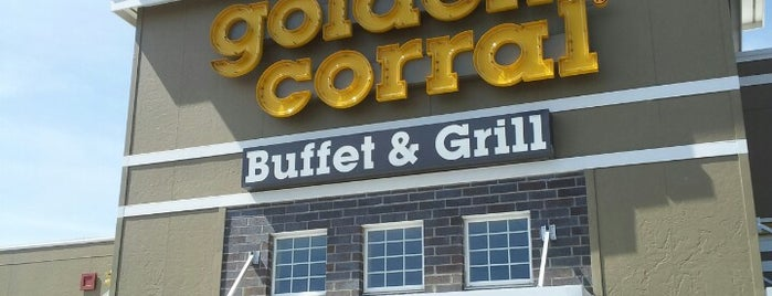 Golden Corral is one of eating.
