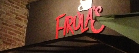 Firula's Café is one of Top 10 favorites places in Campo Grande, Brasil.