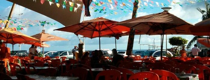 Praça Caramuru (antigo Mercado do Peixe) is one of The 15 Best Inexpensive Places in Salvador.