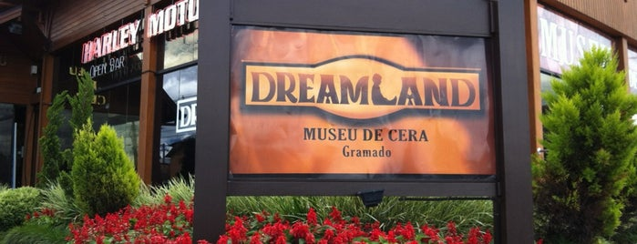 Dreamland Museu de Cera is one of Gramado/Canela - RS.