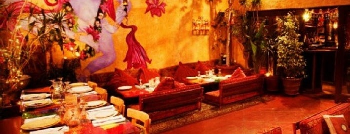 Electric Karma is one of Restaurants.