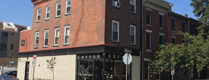 Peddler Coffee is one of The 15 Best Places for Third Wave Coffee in Philadelphia.