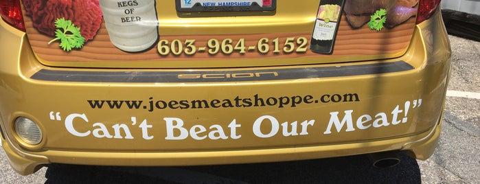 Joe's Meat Shoppe is one of NH.