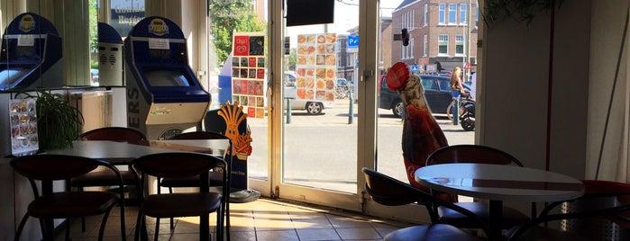 Snackbar De Gouden Regen is one of All-time favorites in Netherlands.