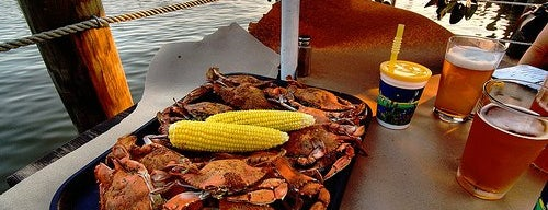 Sue Island Grill & Crab House is one of Best of the Bay - Crab Houses of Maryland.
