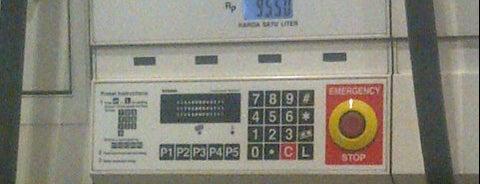 Shell is one of Lippo Cikarang Bekasi.