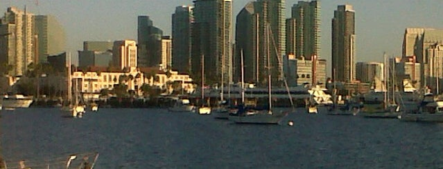 Marina Park is one of San Diego.