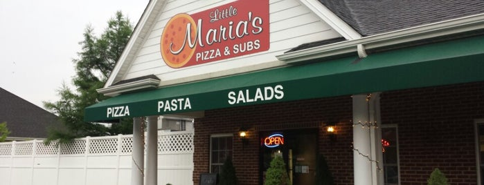 Little Maria's Pizza & Subs is one of Food.