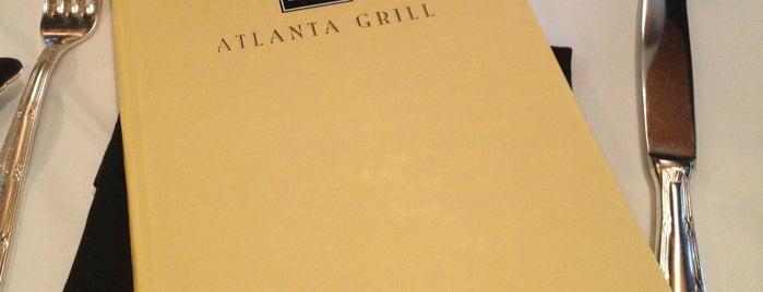Atlanta Grill is one of Taste of Atlanta 2012.