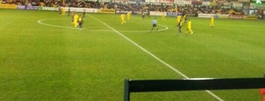 Estadio Municipal de Santo Domingo is one of Campos de fútbol.