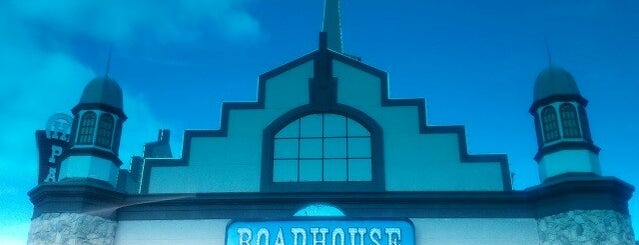 Roadhouse Casino & Hotel is one of Tunica, MS Casinos.