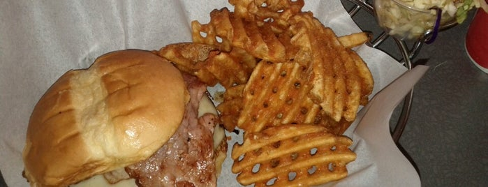 Punch Burger is one of A foodie's paradise! ~ Indy.