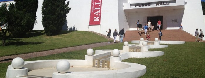 Museo Ralli is one of Punta.