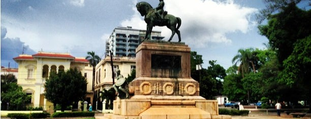Havana is one of World Capitals.