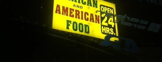 Lucy's Mexican Drive-in is one of The best Mexican spots.
