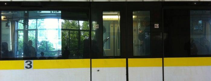 Baoyang Rd. Metro Stn. is one of Metro Shanghai.