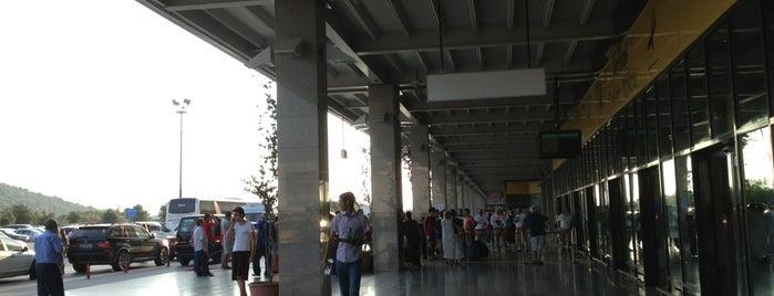 Milas - Bodrum Havalimanı (BJV) is one of Bodrum Bodrum.