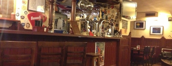 Sepia Pub is one of EURO 2012 KIEV WiFi Spots.