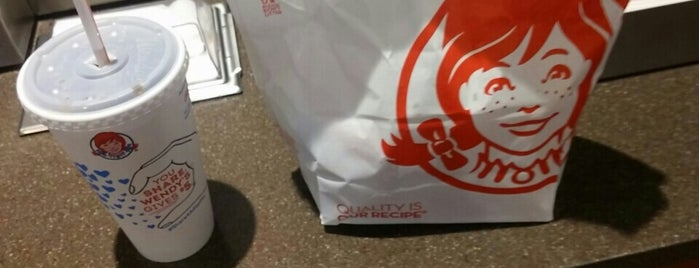 Wendy's is one of My Resturaunts to go.