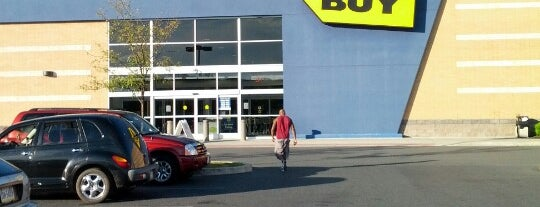 Best Buy is one of Department / Outlet Stores.