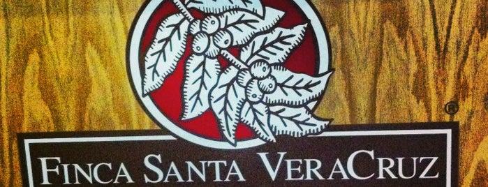 Finca Santa VeraCruz is one of Donde comer sin carne..