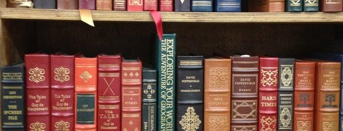 Strand Bookstore is one of Manhattan Essentials.