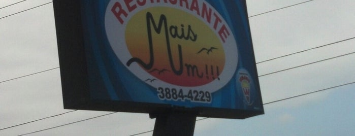 Restaurante Mais Um is one of My food places.