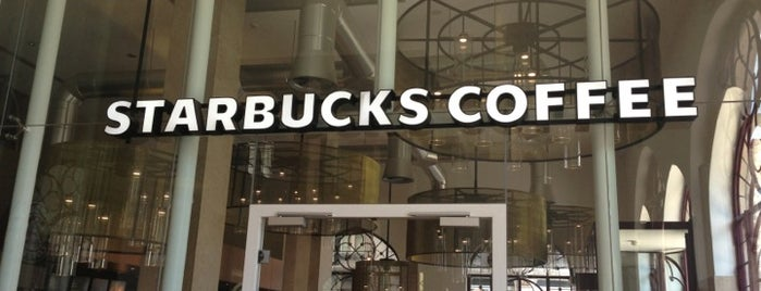 Starbucks is one of abc in Lisbon.