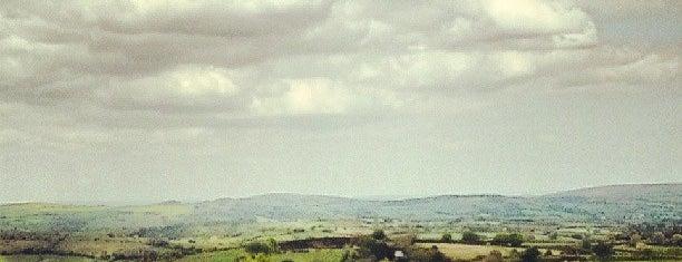 Dartmoor National Park is one of England 1991.