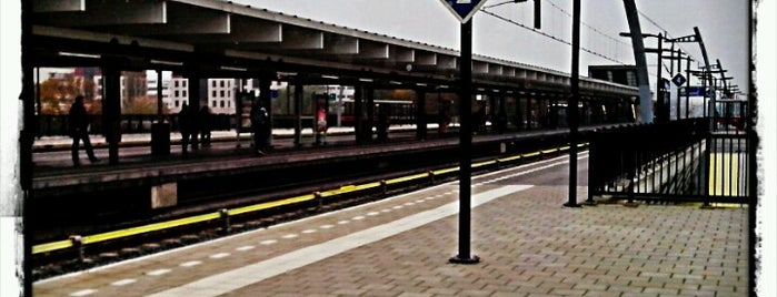 Station Amsterdam Holendrecht is one of Travel.