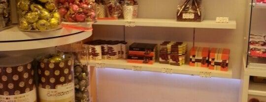 Chocolates Brasil Cacau is one of sweetsweet.
