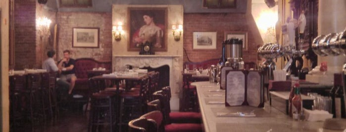 Lillie's Union Square is one of 200+ Bars to Visit in New York City.