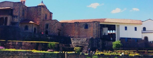 Convento Santo Domingo Qorikancha is one of BEST OF CUSCO.