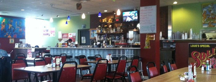 Louie's Grill Fusion Restaurant is one of Brunch.