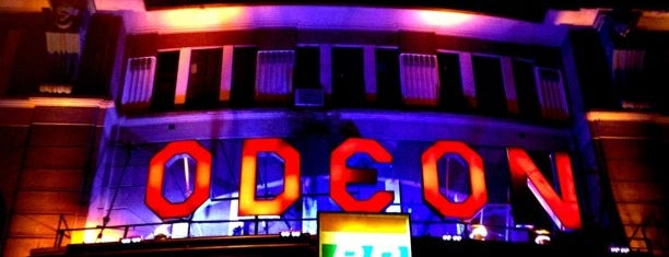 Cine Odeon Petrobras is one of Life.
