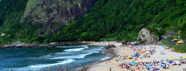 Praia de Grumari is one of Top 10 places to try this season.