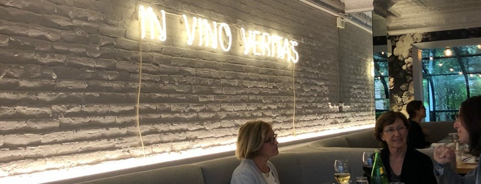 Frenchie Wine Bistro is one of Easy Lunch.