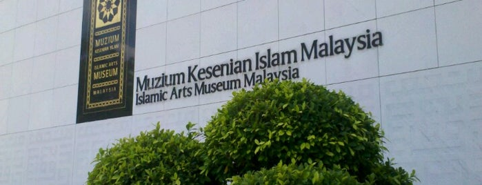 Islamic Arts Museum Malaysia is one of 4sq Cities! (Asia & Others).