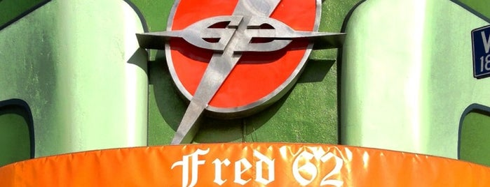 Fred 62 is one of My 2 Do List Part 2.