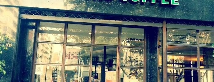 Starbucks is one of Café Ready2Go.
