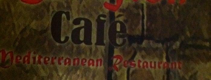 Babylon Cafe is one of NOLA.