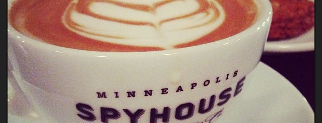 Spyhouse Coffee is one of Out-of-Towners' Guide to Minneapolis - 2015.