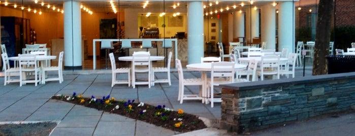 Oval Café is one of Espresso - Manhattan < 23rd.