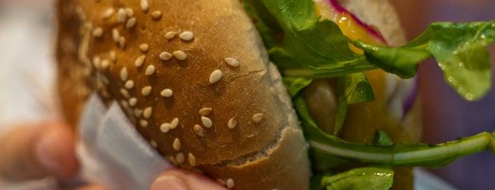 Hareburger is one of pra conhecer.