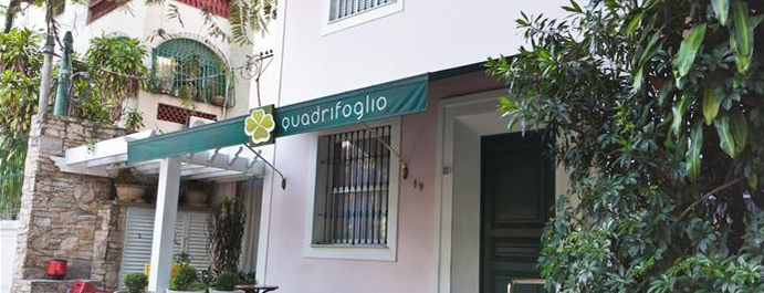 Quadrifoglio is one of Eat In Rio.