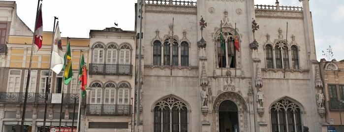 Real Gabinete Português de Leitura is one of Rio de Janeiro.