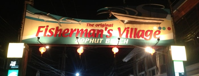 Fisherman's Village Walking Street is one of Thailand.