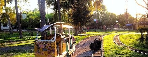 Parque de Mayo is one of Cuyo (AR).