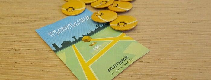 Fastweb Store is one of Monobrand FASTWEB.