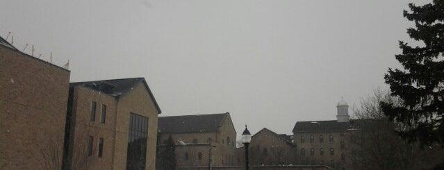 Niagara University is one of Visit to Buffalo.
